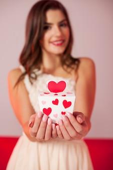 あなたのための特別なバレンタインギフト
