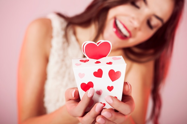 Regalo di san valentino appositamente per te