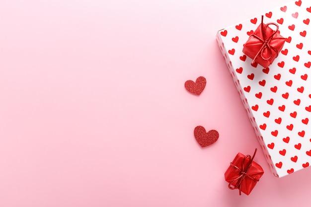 バレンタインまたは母の日カード