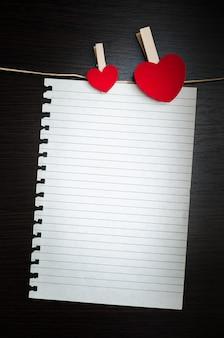 День святого валентина фон с сердечками