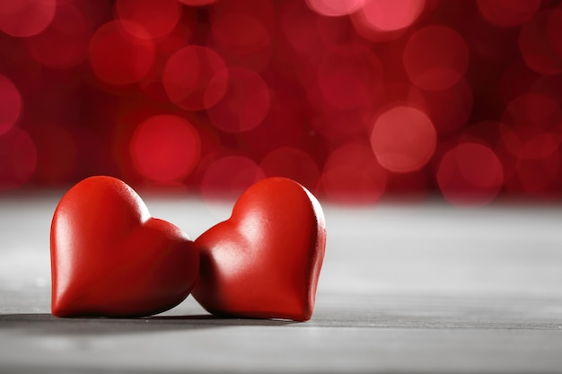 愛のバレンタインハート