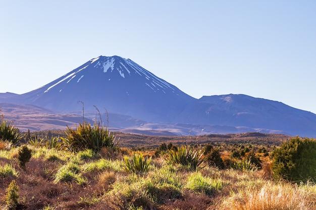 3つの火山の谷