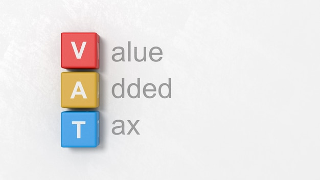 付加価値税、vatの概念図