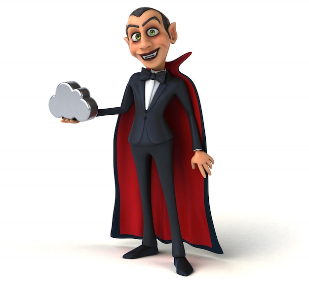 Вампир персонаж