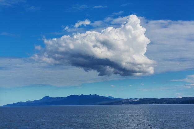 Остров ванкувер. канада