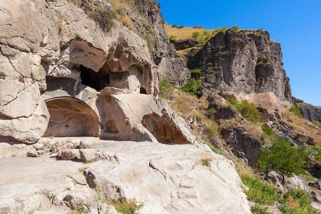 Vardzia cave monastery