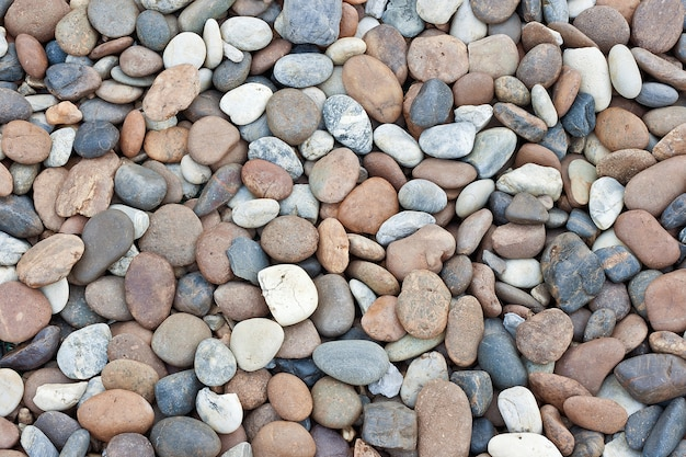 Variety of gravel