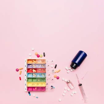 Разнообразие лекарств