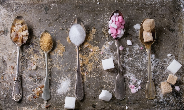 Variety of sugar