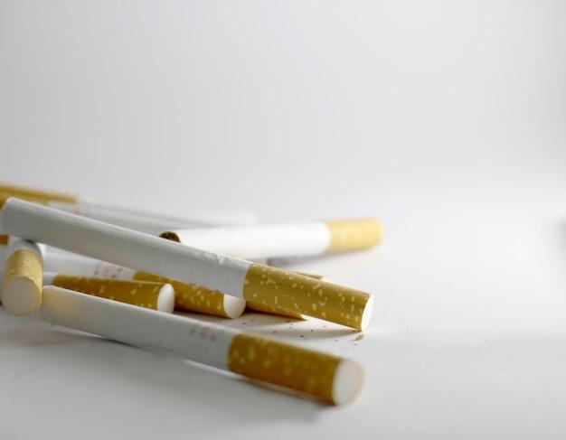 Various cigarettes
