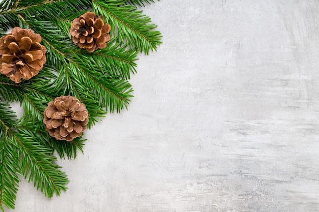 크리스마스를위한 다양한 축제 장식