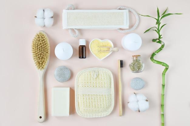 Различные предметы для бани и бани