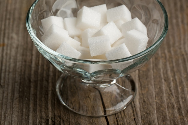 Vase of sugar