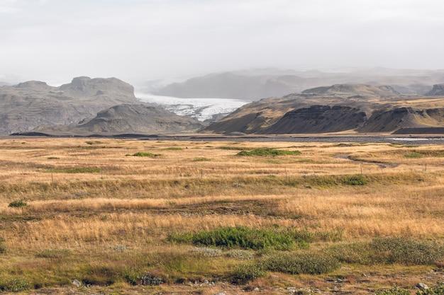 Национальный парк ледника ватнайёкюдль, исландия
