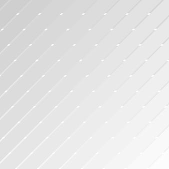 그라데이션 채우기 흰색 회색 기하학적 모양의 벡터 배경