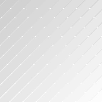 Vector background of whitegray geometric shapes with gradient fill