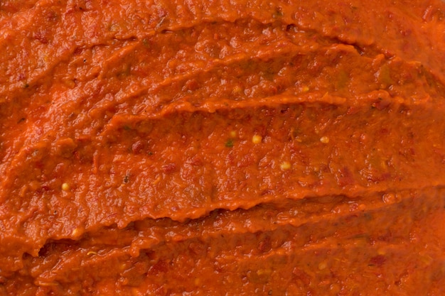 Vegetable paste texture background