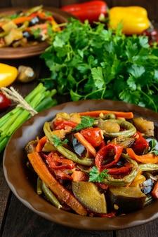 野菜シチュー