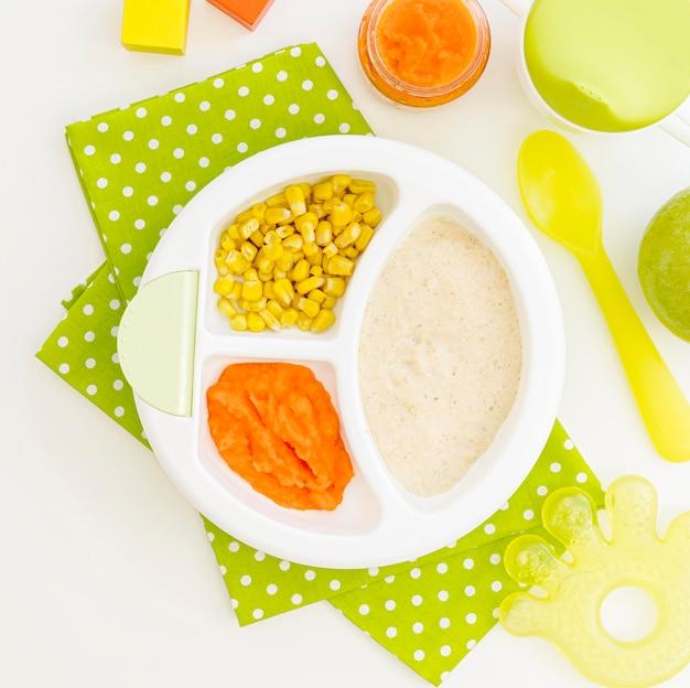 Овощи для малыша