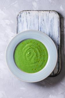 ベジタリアンブロッコリースープ