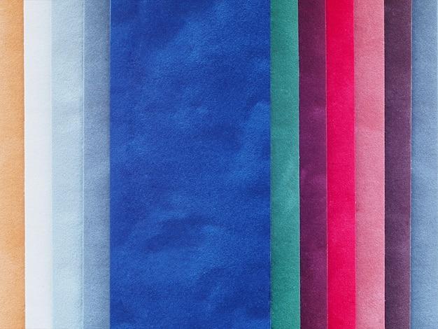 Velvet color swatch
