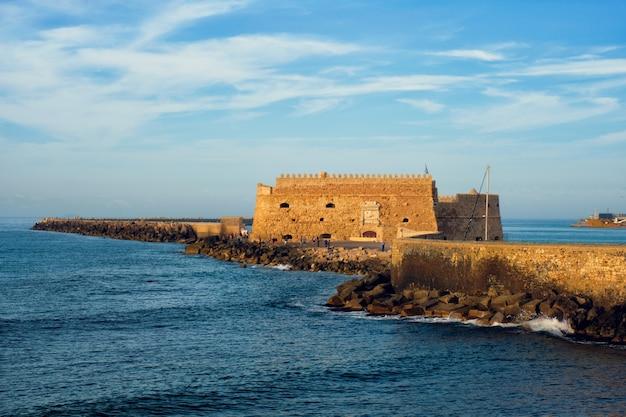 イラクリオンクレタ島ギリシャのベネチア要塞
