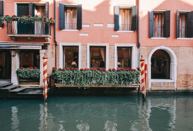 Пейзаж венеции