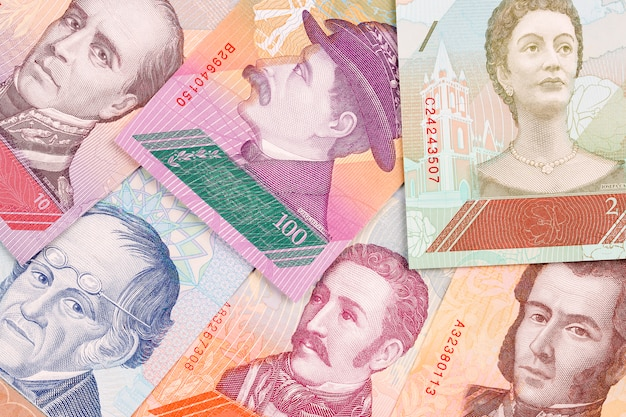 Venezuelan bolivares, a business background