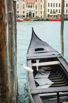 Venice from gondola