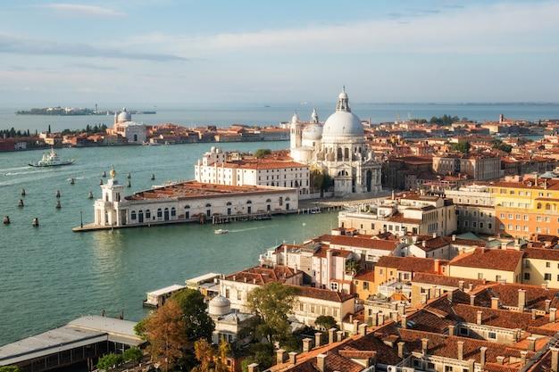 Венеция италия и базилика санта мария делла салюте