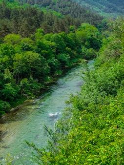 Verdon river, alpes de haute provence, france