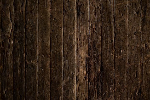 Vertical old wood planks texture