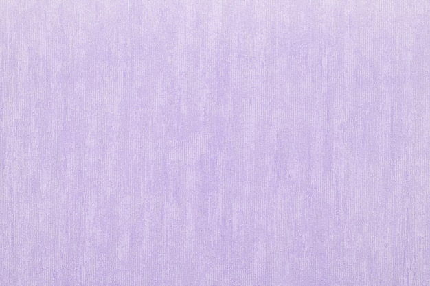보라색의 추상적 인 배경을위한 비닐 벽지의 수직 거친 질감