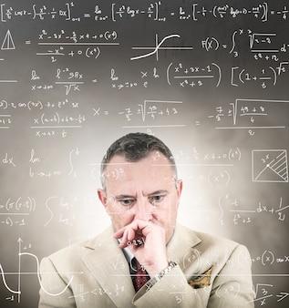 非常に複雑な数学の問題