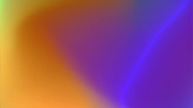 Яркая голографическая градиентная фоновая текстура