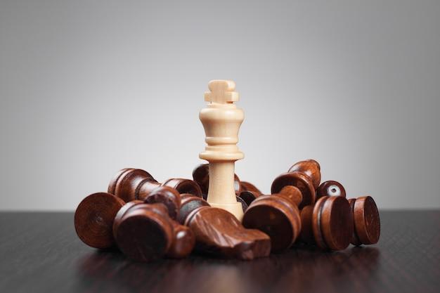 Концепция победы в шахматах
