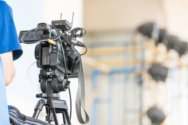Video camera digital