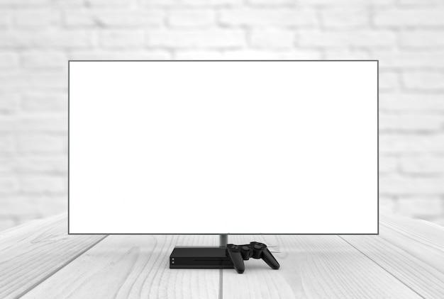 Videogame mock-up