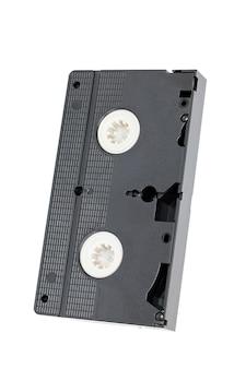 ビデオテープ。