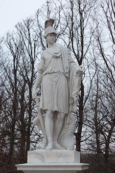비엔나 오스트리아 비엔나 성 schonbrunn의 공원에서 동상