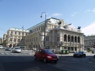 Вена - государственная опера, классическая