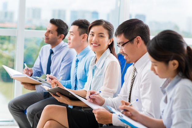 Vietnamese businesswoman