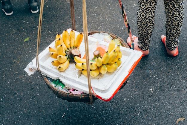 Vietnamese food vendor