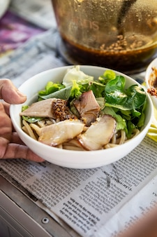 Vietnamese traditional pho