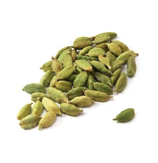 View of cardamom seeds