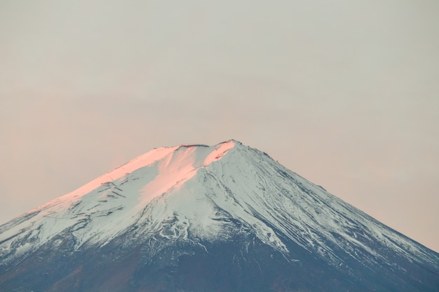 View of fuji mountain,japan.