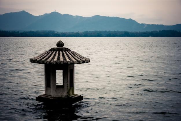 無錫湖自然公園の景色