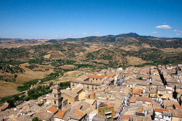 View of leonforte