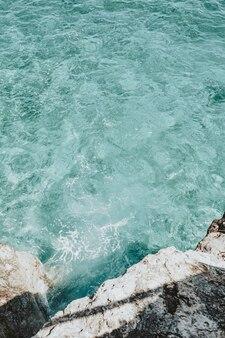 イタリア、アマルフィ海岸の眺め