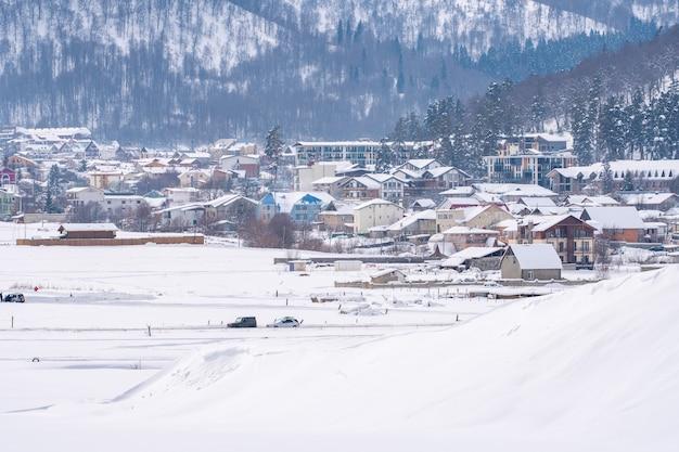 Bakuriani, 조지아의 겨울 리조트보기